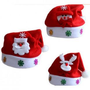 【兒童節慶帽子系列】★繽紛聖誕誕帽★立體公仔可愛聖誕帽 節慶最佳幫手/造型帽子