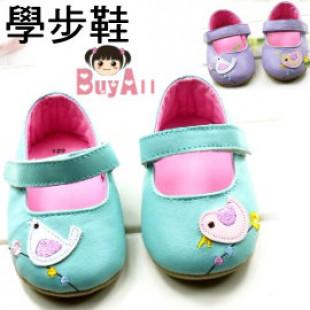 【給寶寶人生第一步的小鞋子】不對稱小鳥小雞學步鞋/防滑童鞋/寶寶鞋/嬰幼兒鞋/外出休閒鞋