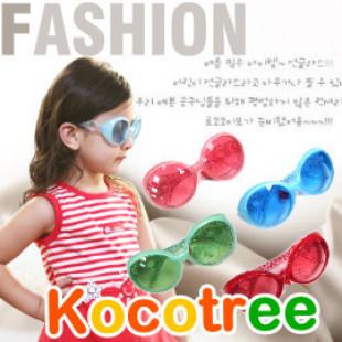 【兒童用品配件系列】防紫外線kocotree 新款糖果色兒童太陽眼鏡/寶寶眼鏡/造型眼鏡/兒童流行配件/時尚精品 5色