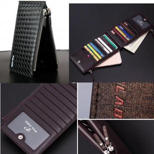 16卡位可放手機的夢幻皮夾【包包,小物,收納,皮夾系列】男女可用小包長夾,可以當袋中袋,皮夾長包/精品時尚/拉鍊零錢包