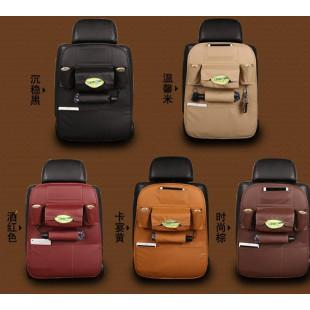 【車用椅背袋多功能汽車百貨】多功能汽車椅背袋置物袋貼心設計,座椅後背雜物掛袋,收納儲物袋,車用提袋式收納袋/收納包